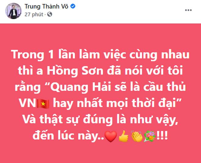 Sao Việt phẫn nộ vì cầu thủ Indonesia, nói 1 từ về Quang Hải sau trận thắng giòn giã - hình ảnh 1