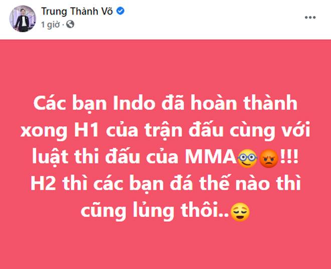 Sao Việt phẫn nộ vì cầu thủ Indonesia, nói 1 từ về Quang Hải sau trận thắng giòn giã - hình ảnh 2