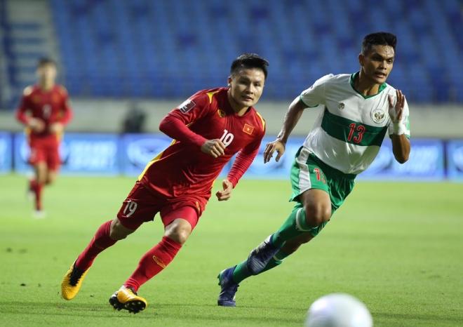 Điều thầy Park lo nhất dù ĐT Việt Nam thắng <span class='marker'>tưng</span> bừng Indonesia 4-0 - 1
