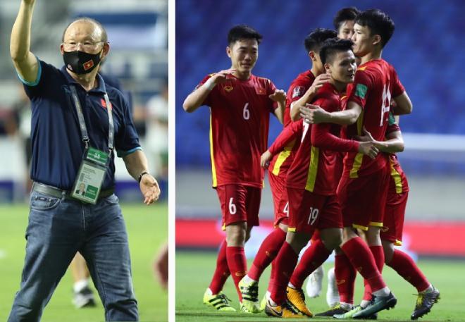 Điều thầy Park lo nhất dù ĐT Việt Nam thắng <span class='marker'>tâng</span> bừng Indonesia 4-0 - 3
