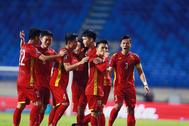 Đội tuyển Việt Nam được thưởng nóng tiền tỷ sau chiến thắng 4-0 trước Indonesia - 1