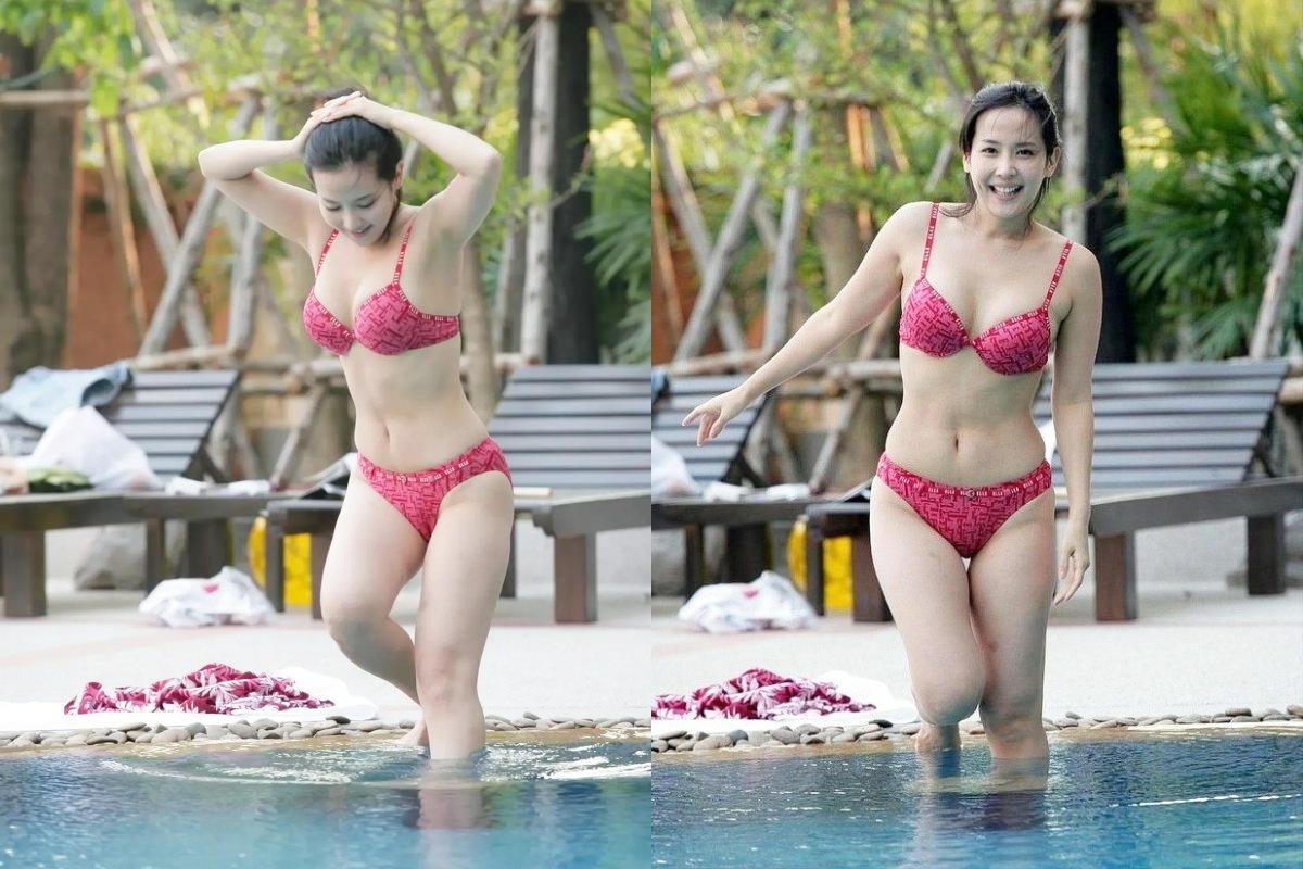 Jo Yeo Jung tuổi 40 vẫn tươi mơn mởn nhờ loạt tips làm đẹp - 6