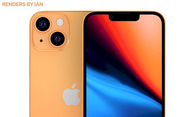 iPhone 13 màu da cam bất ngờ xuất hiện khiến iFan sửng sốt - 3