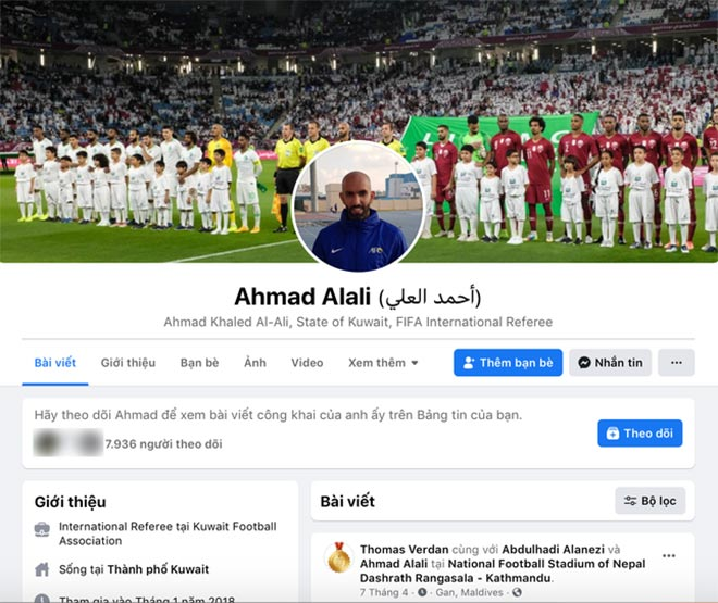 Trọng tài trận VN  - Indonesia hoảng sợ vì bị nghìn fan cuồng tấn công ở mạng xã hội - 1