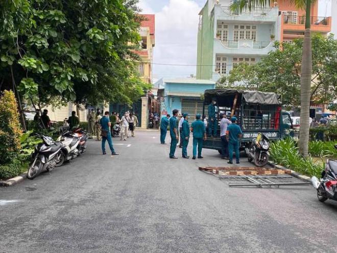TP HCM: Phong tỏa Block C của chung cư Bộ Công an ở TP Thủ Đức - 1