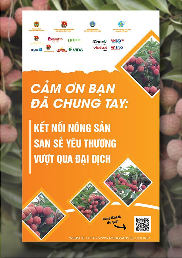 """Anh """"Núi"""" Xuân Bắc đồng hành cùng doanh nghiệp tiếp sức nông sản Việt vượt đại dịch - 2"""