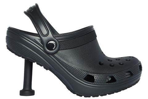 """Balenciaga kết hợp Crocs tạo ra """"đôi giày cao gót xấu xí"""" - hình ảnh 3"""