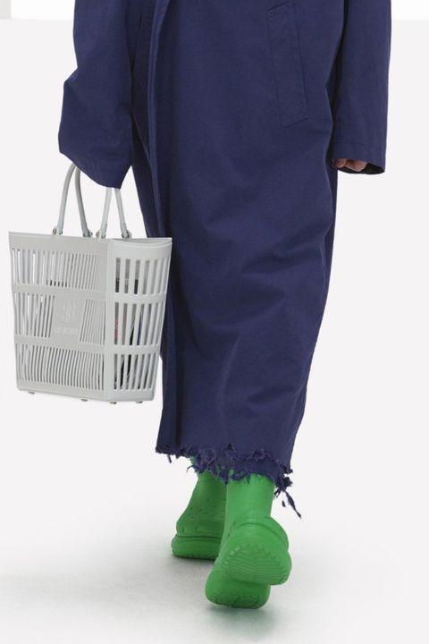 """Balenciaga kết hợp Crocs tạo ra """"đôi giày cao gót xấu xí"""" - hình ảnh 4"""