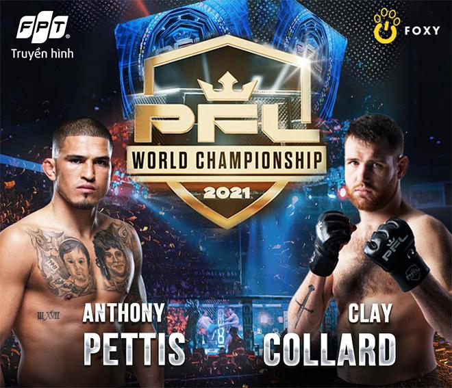 Giải đấu MMA Professional Fighters League - Sàn đấu đối kháng khắc nghiệt quay trở lại vào ngày 11/6 - 4