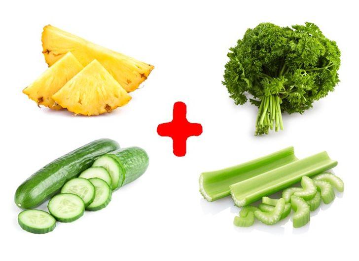 Kết hợp tập luyện, uống thứ nước 4 thành phần này giúp bạn giảm béo thành công - hình ảnh 2