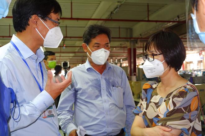 Phát hiện ca nghi nhiễm COVID-19 làm việc tại Công ty Pouyen Việt Nam - hình ảnh 2