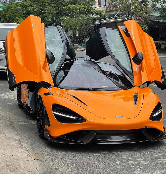 Siêu phầm McLaren 765LT thứ 4 đã có mặt tại Việt Nam - 4