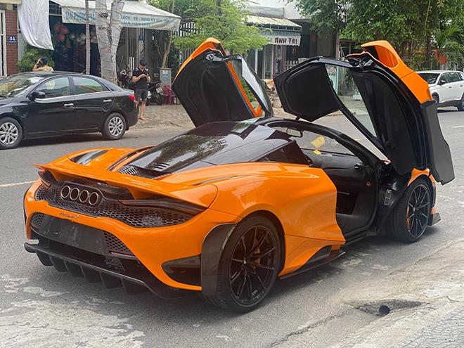 Siêu phầm McLaren 765LT thứ 4 đã có mặt tại Việt Nam - 5