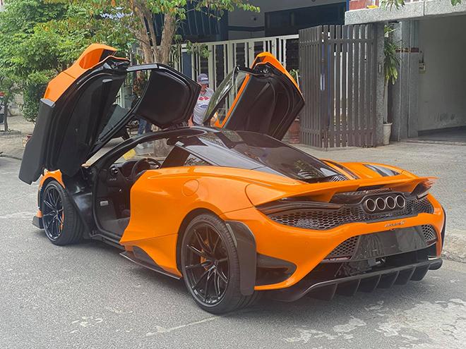 Siêu phầm McLaren 765LT thứ 4 đã có mặt tại Việt Nam - 8
