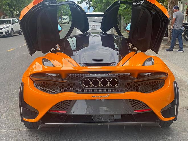 Siêu phầm McLaren 765LT thứ 4 đã có mặt tại Việt Nam - 6