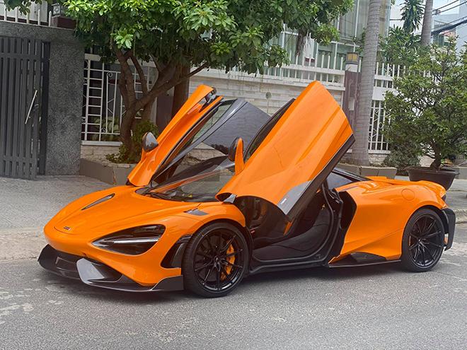 Siêu phầm McLaren 765LT thứ 4 đã có mặt tại Việt Nam - 1