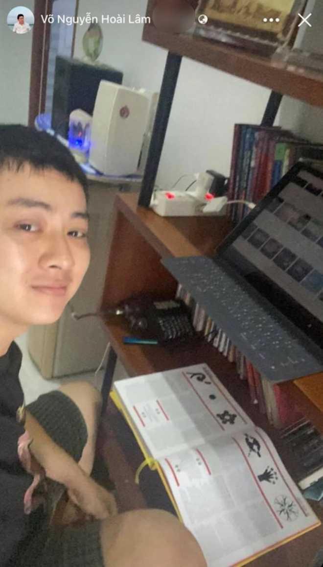 Hoài Lâm lộ diện giữa lúc bố nuôi Hoài Linh vướng ồn ào tiền từ thiện - 1