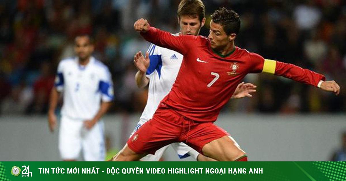Trực tiếp bóng đá Bồ Đào Nha - Israel: Fernandes ấn định chiến thắng (Hết giờ)