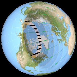 """Chiêm ngưỡng nhật thực """"vòng lửa Bắc Cực"""" xuất hiện khắp thế giới - 11"""