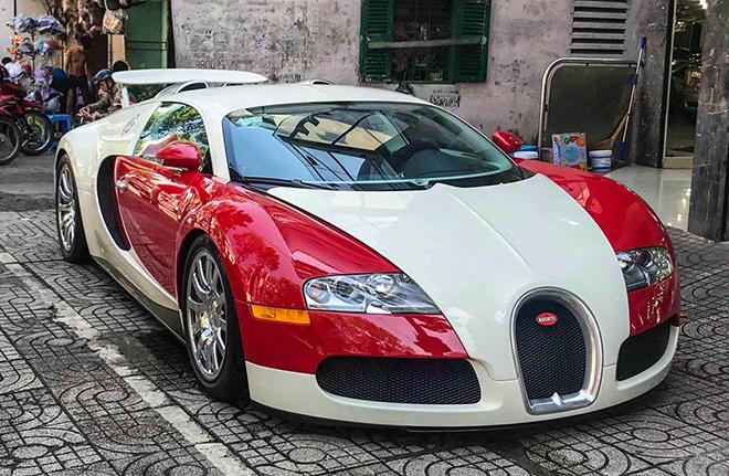 Điểm danh 3 mẫu siêu xe đắt đỏ nhất tại Việt Nam - 6