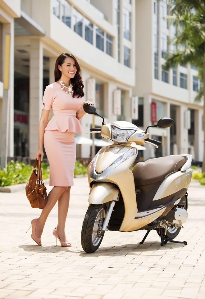 5 xe tay ga Honda HOT nhất thị trường Việt năm 2021 này - 5