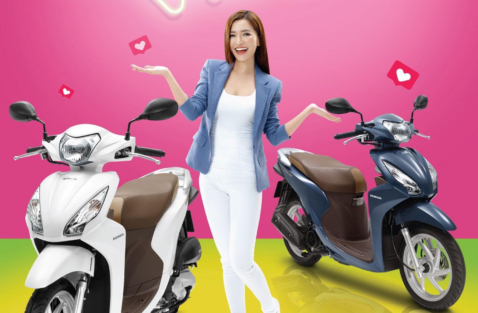 5 xe tay ga Honda HOT nhất thị trường Việt năm 2021 này - 1