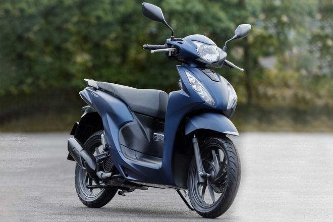 5 xe tay ga Honda HOT nhất thị trường Việt năm 2021 này - 3
