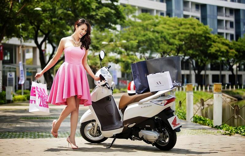 5 xe tay ga Honda HOT nhất thị trường Việt năm 2021 này - 4