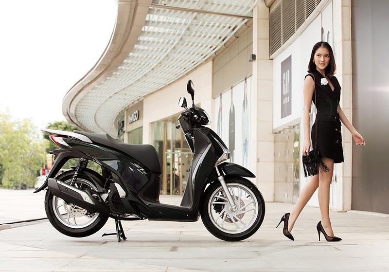 5 xe tay ga Honda HOT nhất thị trường Việt năm 2021 này - 6