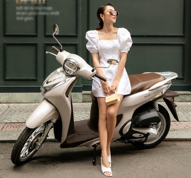 5 xe tay ga Honda HOT nhất thị trường Việt năm 2021 này - 8