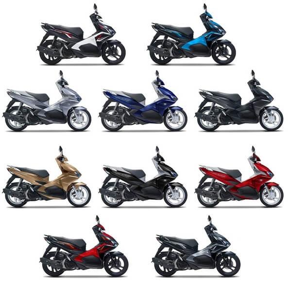 5 xe tay ga Honda HOT nhất thị trường Việt năm 2021 này - 9