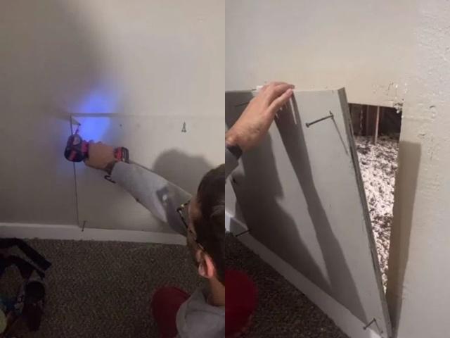 Cặp đôi mua nhà qua mạng, 2 tháng sau đến xem thì phát hiện bí mật ngỡ ngàng - hình ảnh 3