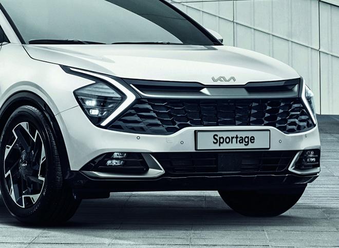 KIA Sportage thế hệ mới chính thức ra mắt toàn cầu - 7