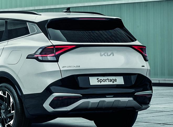 KIA Sportage thế hệ mới chính thức ra mắt toàn cầu - 8