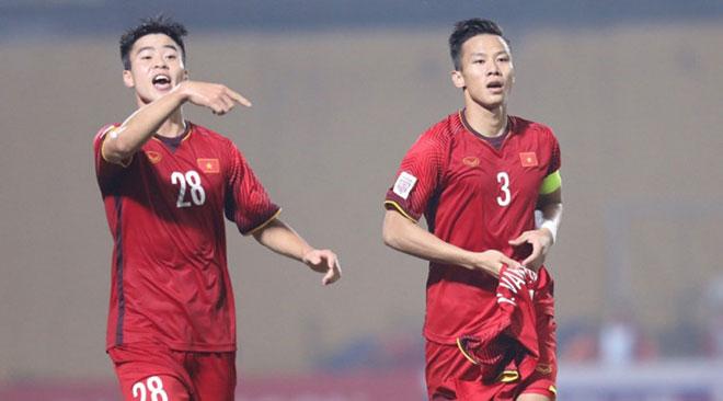 Ngạc nhiên chưa, tuyển Việt Nam có hàng thủ sánh ngang ông lớn châu Á - 1