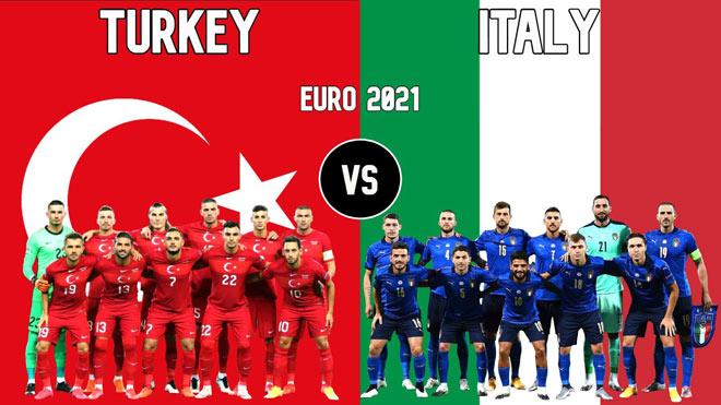 ĐT Italia dè chừng cú sốc ngày khai mạc EURO, Kante chờ vận son ở ĐT Pháp - 1