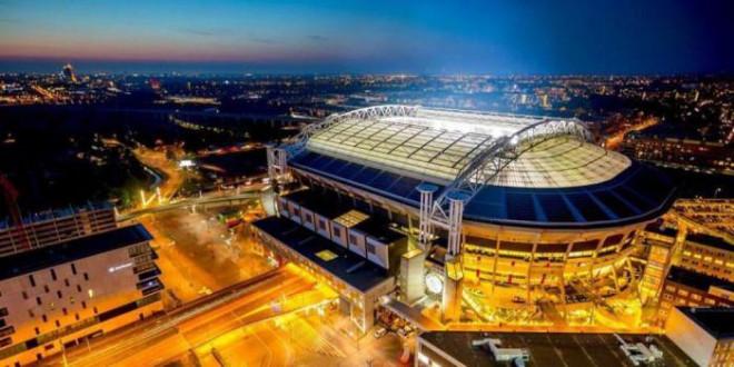 Chiêm ngưỡng 11 sân vận động tổ chức các trận đấu tại EURO 2021 - 11