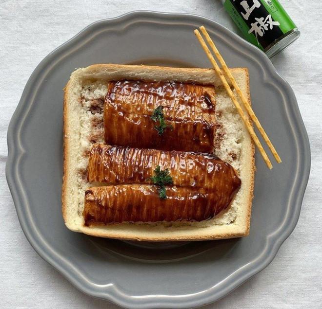 Xuýt xoa những lát bánh mì sandwich đẹp như tranh của cô gái Nhật Bản - 7
