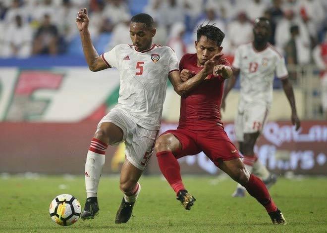Nhận định, dự đoán kết quả trận UAE vs Indonesia, vòng loại World Cup 2022 - 1