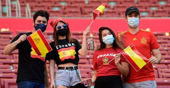 Trực tiếp lễ khai mạc EURO 2021: Bao nhiêu CĐV được vào sân theo dõi? - 1