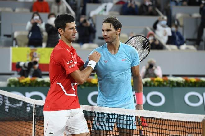 Trực tiếp tennis kinh điển Djokovic - Nadal: Huyền thoại hiến diệu kế, Nole mơ phục hận (Roland Garros) - 3