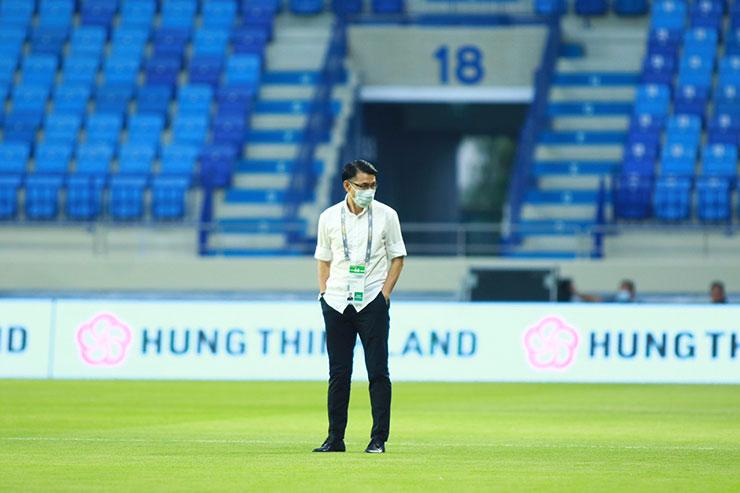 Trực tiếp họp báo Malaysia - ĐT Việt Nam: HLV Tan Cheng Hoe phát biểu sau trận - 1