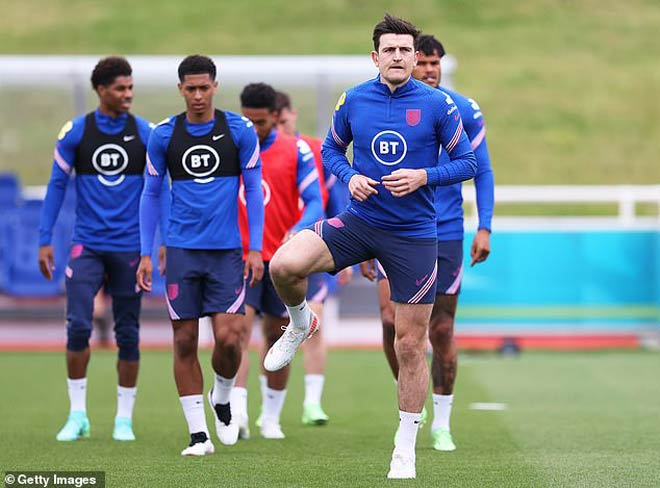 Maguire nghỉ 2 trận đầu, ĐT Anh dễ dùng chiến thuật giống Chelsea - 1