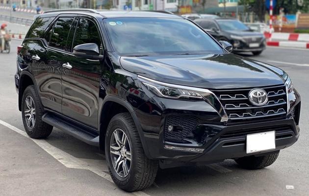 Giá xe Toyota tháng 6/2021 mới nhất đầy đủ các dòng xe - 1