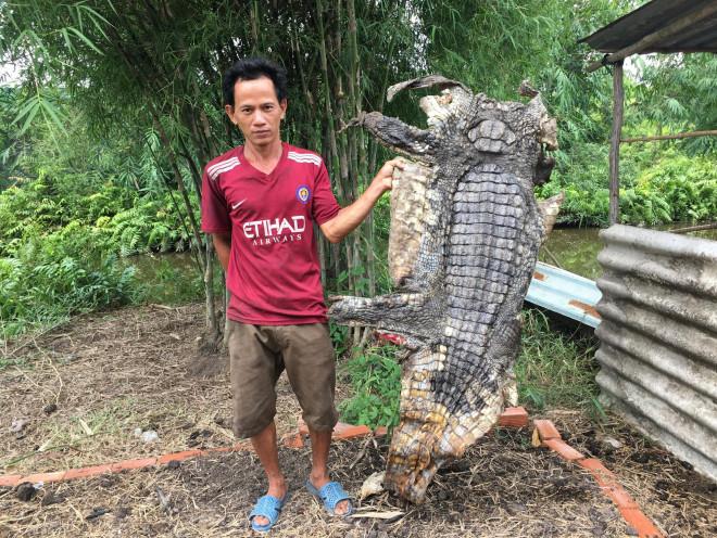 """""""Có khả năng một số người đã thả cá sấu ra ngoài tự nhiên"""" - 1"""