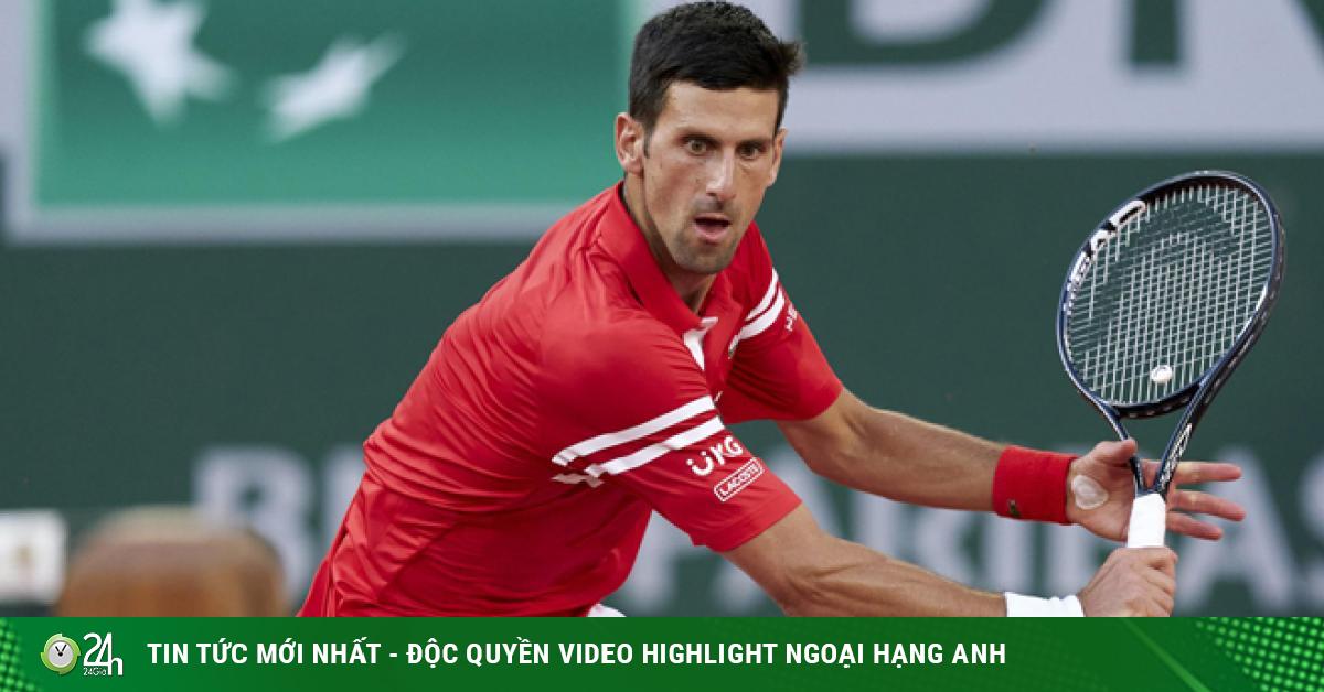 Djokovic hạ Nadal 2 lần ở Roland Garros, xứng đáng ghi danh lịch sử
