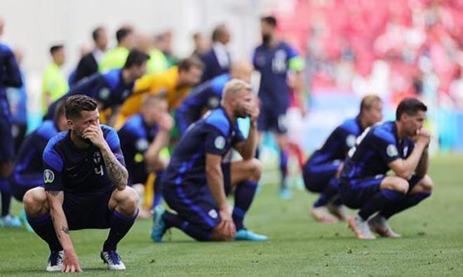 Bi kịch EURO: Eriksen (Đan Mạch) đổ gục trên sân, nguy hiểm đến tính mạng - 5