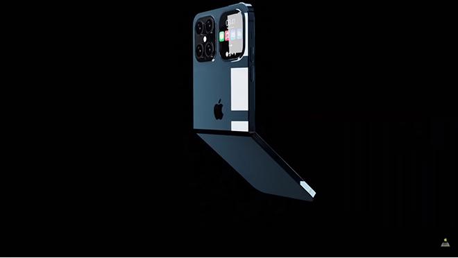 Fan lóa mắt với hình dung iPhone 13 Flip đẹp mê ly - 4