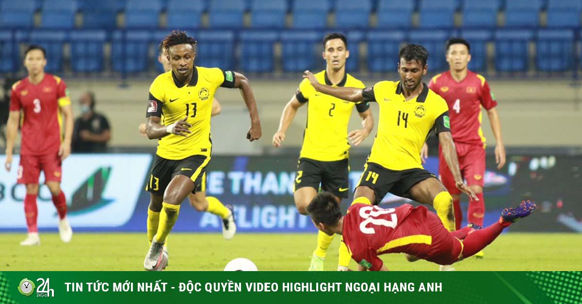 ĐT Malaysia đá xấu nhiều gấp đôi Việt Nam, dàn sao nhập tịch chỉ giỏi khiêu khích