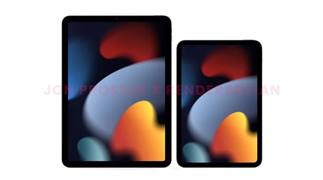 Tò mò trước thiết kế của iPad Mini 6: Không còn nút Home - 4